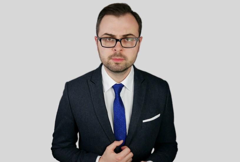 Prezes Krakowskiego Instytutu Prawa Karnego dr Mikołaj Małecki z Uniwersytetu Jagiellońskiego /KIPK /archiwum prywatne