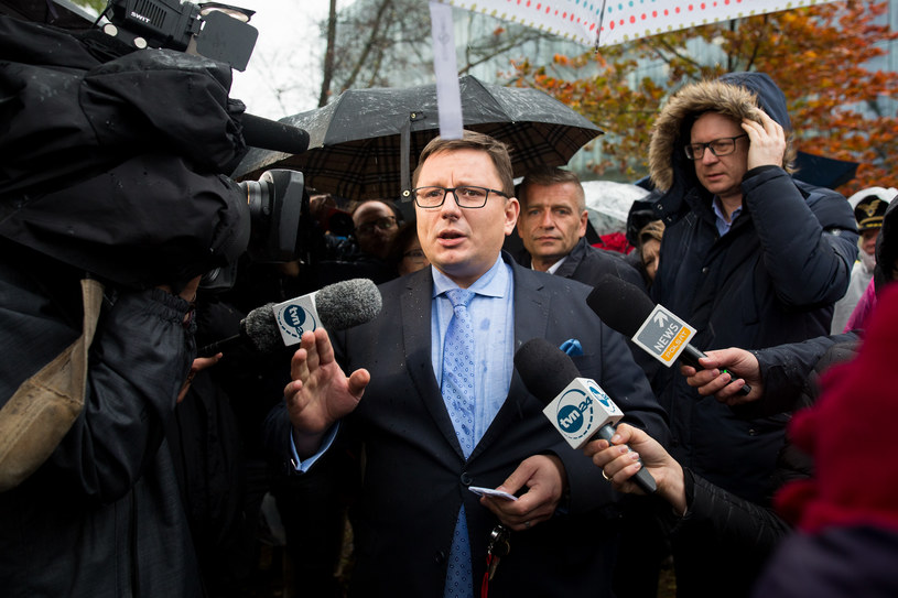 Prezes LOT Rafał Milczarski /Mateusz Włodarczyk /Agencja FORUM
