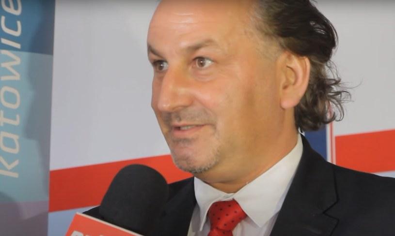 Prezes Mirosław Minkina /INTERIA.PL