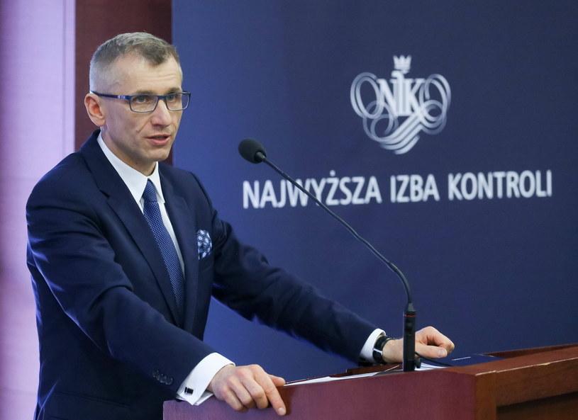 Prezes Najwyższej Izby Kontroli Krzysztof Kwiatkowski został wybrany na funkcję wiceprzewodniczącego Europejskiej Organizacji Najwyższych Organów Kontroli /Paweł Suparnak /PAP