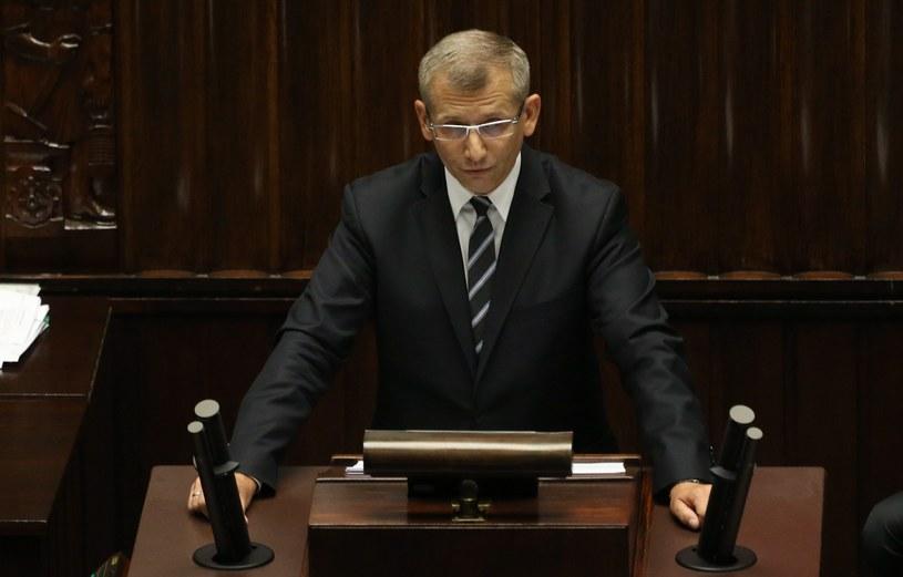 Prezes Najwyzszej Izby Kontroli Krzysztof Kwiatkowski /Sławomir Kamiński /
