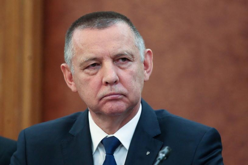 Prezes Najwyższej Izby Kontroli Marian Banaś /Mateusz Marek /PAP