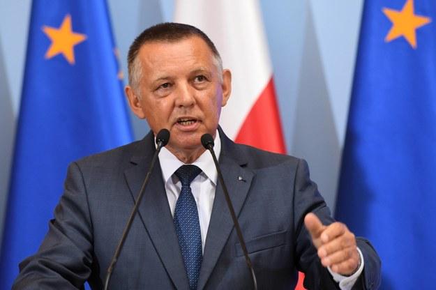 Prezes Najwyższej Izby Kontroli Marian Banaś / Radek Pietruszka   /PAP
