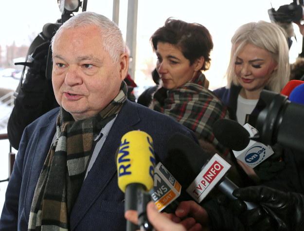 Prezes NBP Adam Glapiński / Andrzej Grygiel    /PAP