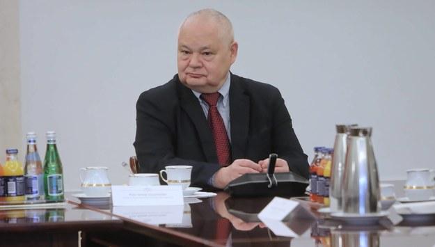 Prezes NBP Adam Glapiński /Wojciech Olkuśnik /PAP
