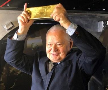 Prezes NBP: Więcej złota, nowy banknot o nominale 1000 zł