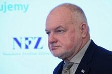 Prezes NFZ złożył rezygnację ze stanowiska
