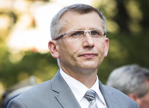 Prezes NIK Krzysztof Kwiatkowski /Andrzej Hulimka/Reporter /East News