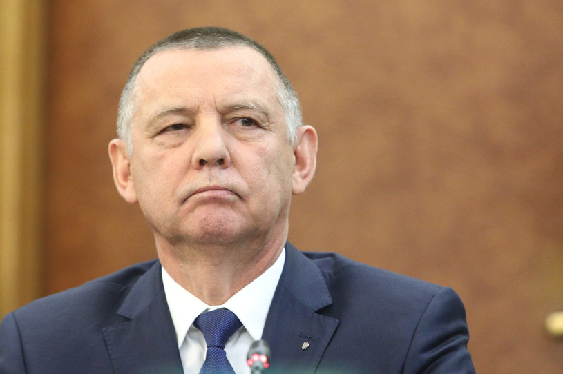 Prezes NIK Marian Banaś /Tomasz Jastrzebowski/REPORTER /East News