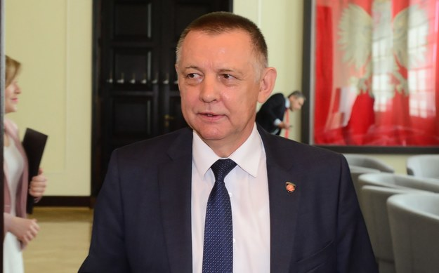 Prezes NIK Marian Banaś / Jakub Kamiński    /PAP