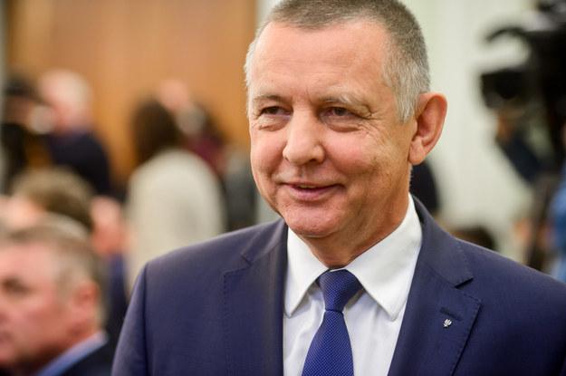 Prezes NIK Marian Banaś /Zbyszek Kaczmarek/REPORTER /East News