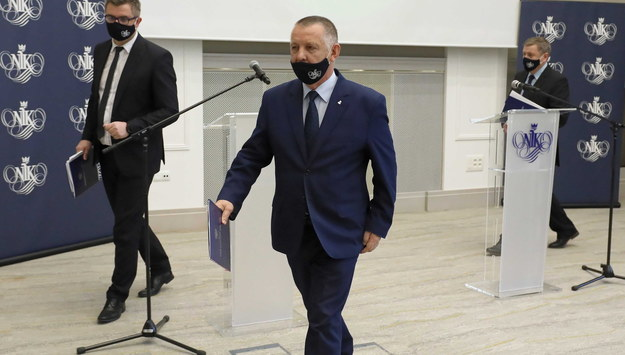 Prezes NIK Marian Banaś /Paweł Supernak /PAP