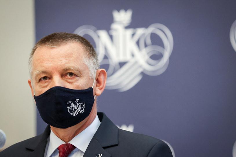 Prezes NIK Marian Banaś / Fot. Andrzej Iwanczuk /Reporter