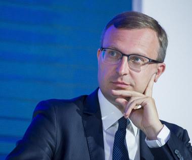 Prezes PFR Paweł Borys ostrzega