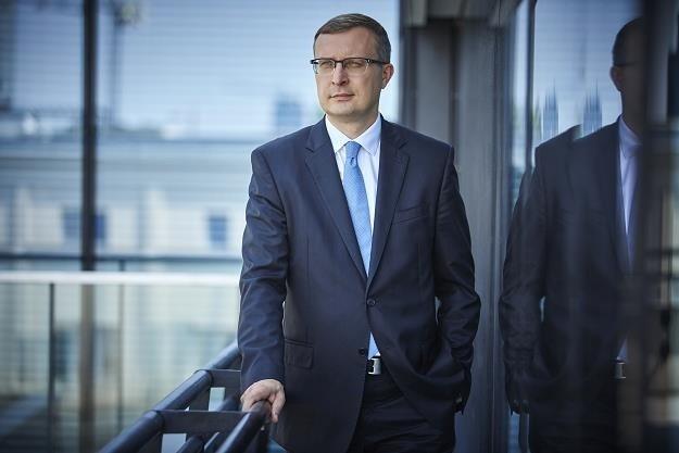 Prezes PFR Paweł Borys /Informacja prasowa