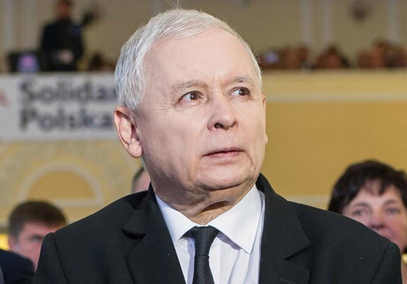 Prezes PiS Jarosław Kaczyński nalega na dwie zmiany w ordynacji wyborczej /Bartosz Krupa /East News