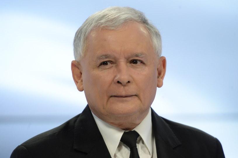 Prezes PiS Jarosław Kaczyński. /Jacek Turczyk /PAP
