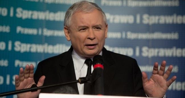 Prezes PiS Jarosław Kaczyński /PAP/Grzegorz Michałowski /PAP