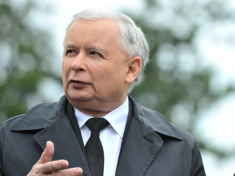Prezes PiS Jarosław Kaczyński /Przemysław Piątkowski /PAP