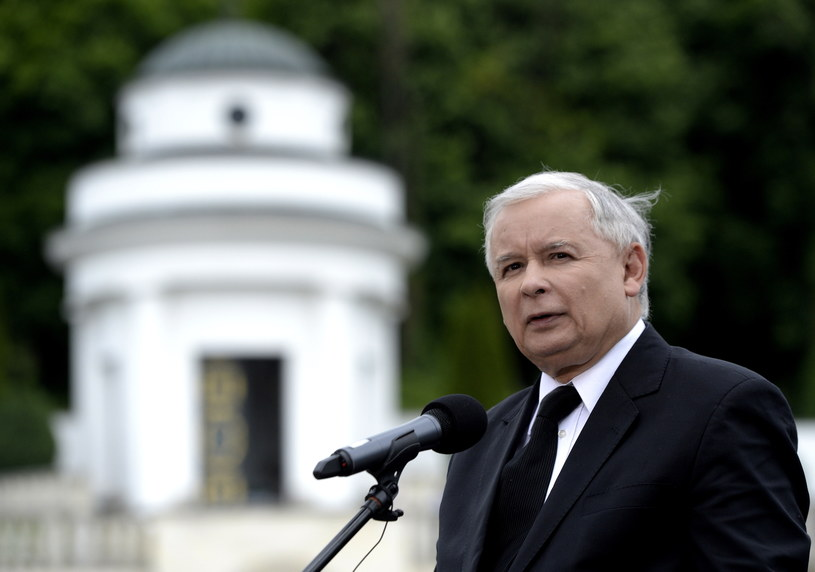 Prezes PiS Jarosław Kaczyński. /Darek Delmanowicz /PAP