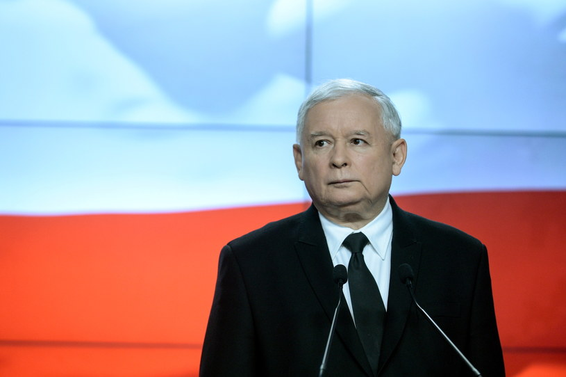 Prezes PiS Jarosław Kaczyński /Marcin Obara /PAP