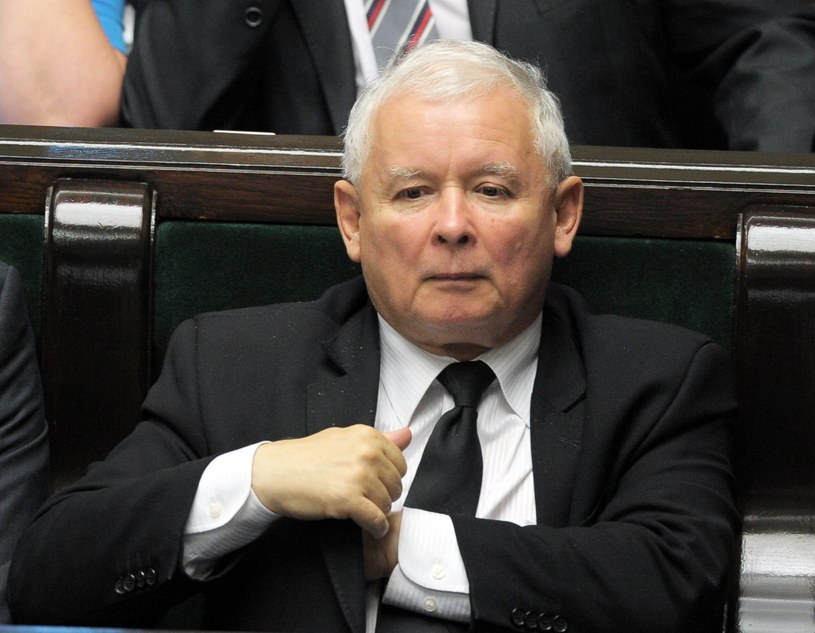 Prezes PiS Jarosław Kaczyński /Jan Bielecki /East News