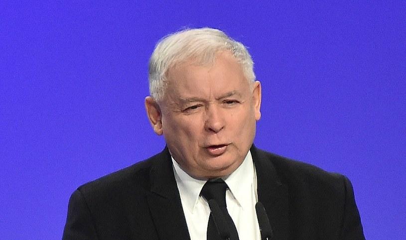 Prezes PiS Jarosław Kaczyński /Jacek Bednarczyk /PAP