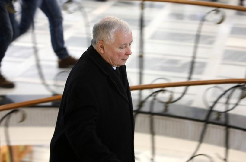 Prezes PiS Jarosław Kaczyński /STANISLAW KOWALCZUK/ /East News