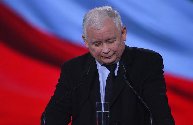 Prezes PiS Jarosław Kaczyński /Adam Chełstowski /Agencja FORUM
