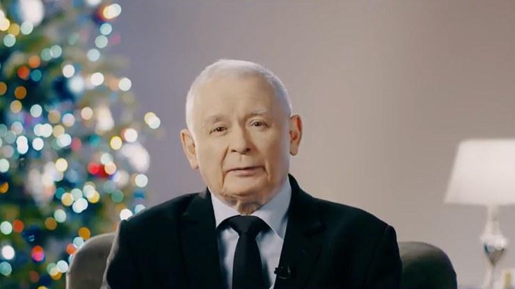 Prezes PiS Jarosław Kaczyński /Twitter