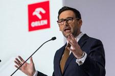 Prezes PKN Orlen Daniel Obajtek chce kupować ropę inaczej