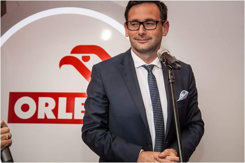 Prezes PKN Orlen Daniel Obajtek /Ireneusz Rek /INTERIA.PL
