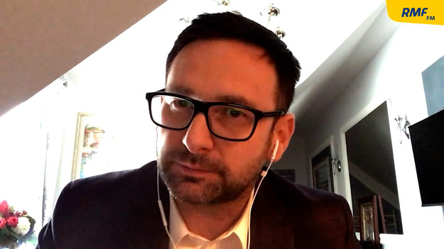 Prezes PKN Orlen Daniel Obajtek /Piotr Szydłowski /RMF FM