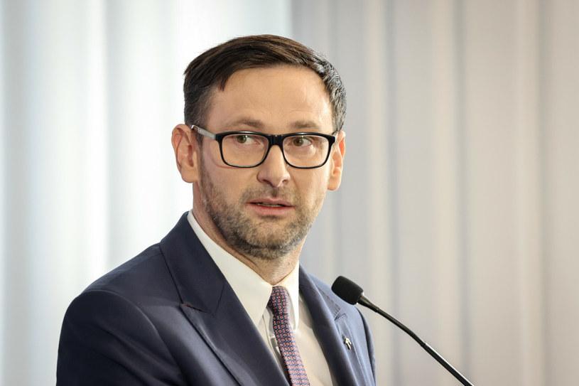 Prezes PKN Orlen Daniel Obajtek /Jacek Domiński /Reporter