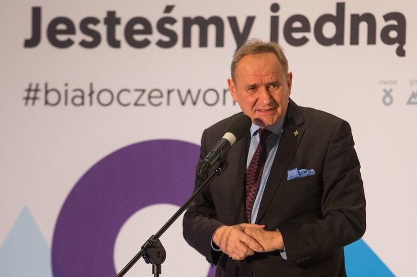 Prezes PKOl. Andrzej Kraśnicki /Fot. Tomasz Jastrzębowski/REPORTER /East News