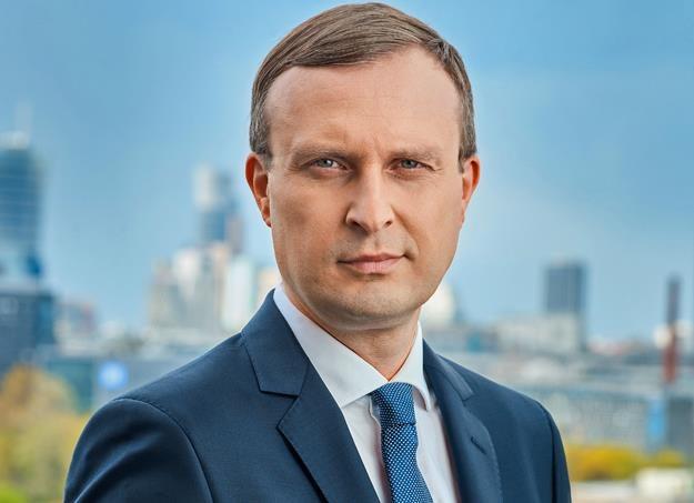 Prezes Polskiego Funduszu Rozwoju Paweł Borys /Informacja prasowa