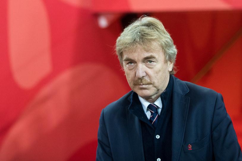 Prezes Polskiego Związku Piłki Nożnej Zbigniew Boniek /Andrzej Iwańczuk /Reporter