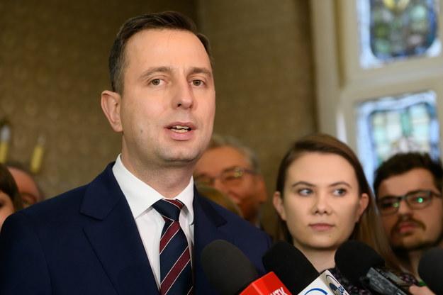 Prezes PSL, kandydat ludowców na prezydenta Władysław Kosiniak-Kamysz /Jakub Kaczmarczyk /PAP