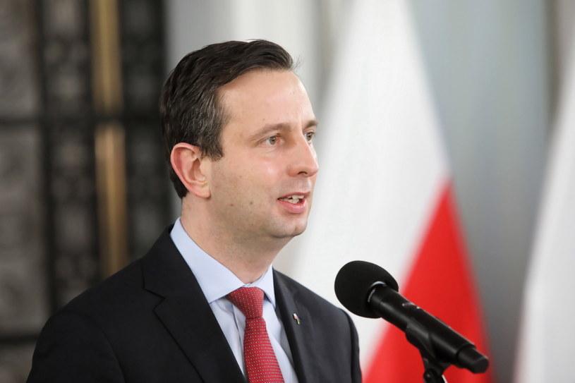Prezes PSL, kandydat w wyborach prezydenckich Władysław Kosiniak-Kamysz /Wojciech Olkuśnik /PAP