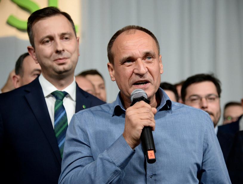 Prezes PSL Władysław Kosiniak-Kamysz: Chciałbym, żeby Paweł Kukiz pełnił ważną rolę np. szefa klubu /Mateusz Jagielski /East News