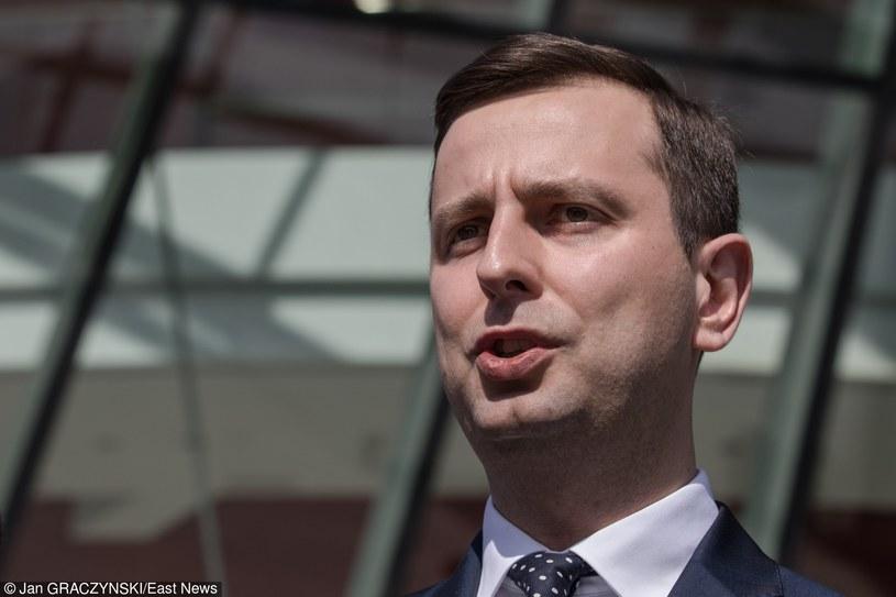 Prezes PSL Władysław Kosiniak-Kamysz /Jan Graczyński /East News