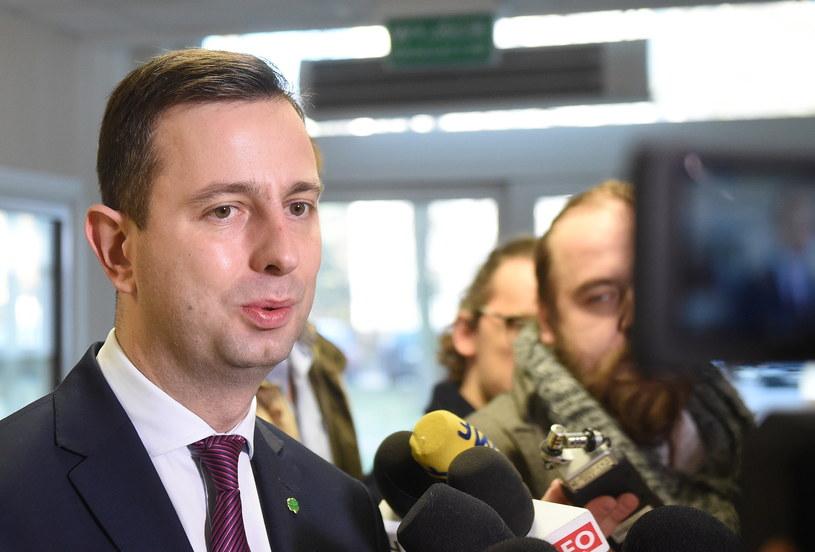 Prezes PSL Władysław Kosiniak-Kamysz /Radek Pietruszka /PAP