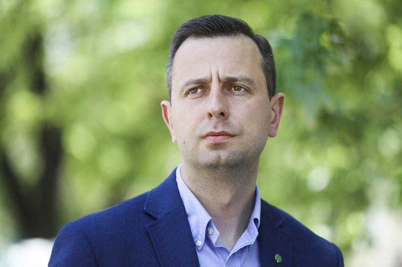 Prezes PSL Władysław Kosiniak-Kamysz /Beata Zawrzel /Reporter