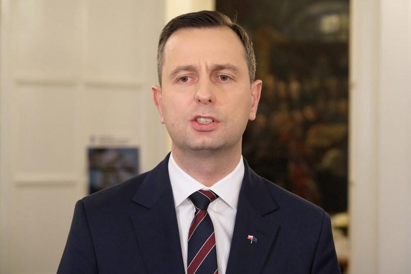 Prezes PSL Władysław Kosiniak-Kamysz /Mateusz Marek /PAP
