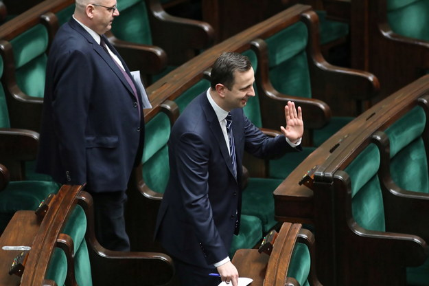 Prezes PSL Władysław Kosiniak-Kamysz / Leszek Szymański    /PAP