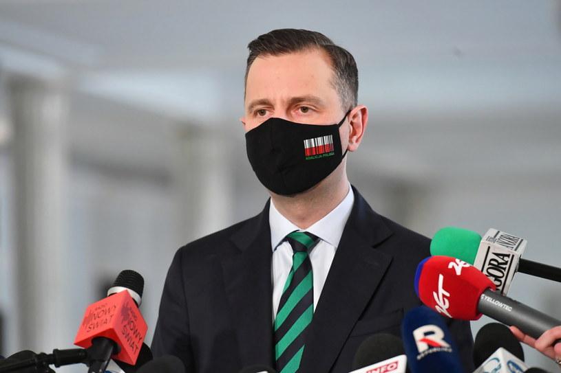 Prezes PSL Władysław Kosiniak-Kamysz /Piotr Nowak /PAP