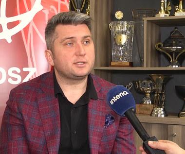 Prezes PZKosz dla Interii: Moje spotkanie z Maciejem Lampe? Nie przypominam sobie. Wideo