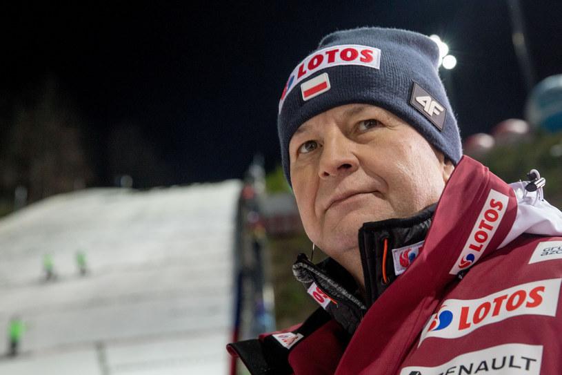 Prezes PZN Apoloniusz Tajner /Andrzej Iwańczuk/Reporter /East News