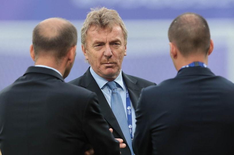 Prezes PZPN-u Zbigniew Boniek /AFP