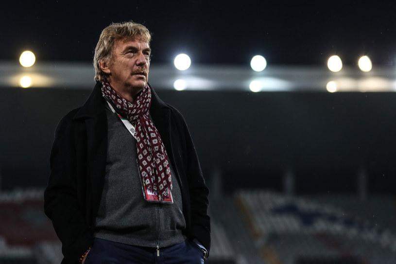 Prezes PZPN Zbigniew Boniek, najbardziej wpływowy w polskim sporcie według Forbesa /Łukasz Grochala /Newspix